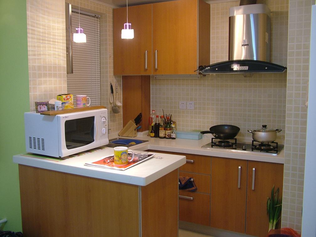 厨房地面瓷砖效果图图片大全 效果图厨房灶具,橱柜,瓷砖红色