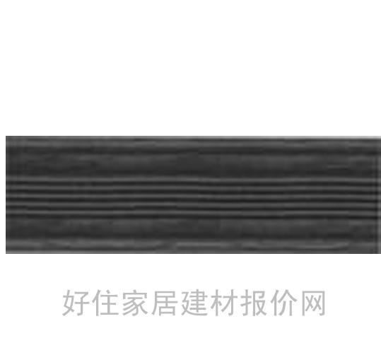【永志实木装饰线条_门套线黑胡桃yz0013