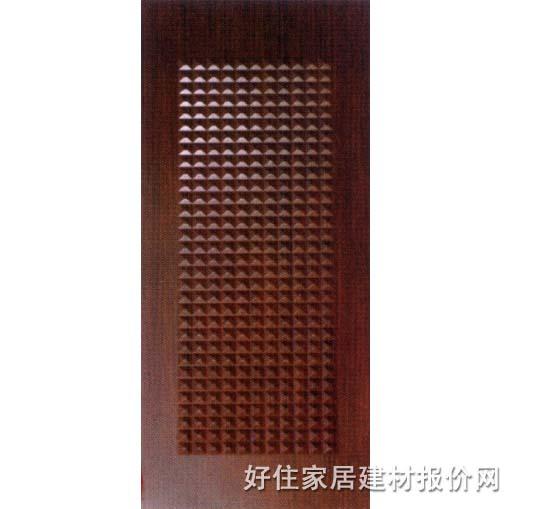 名将复合(工艺)木门檀香木 a017 2050×850mm