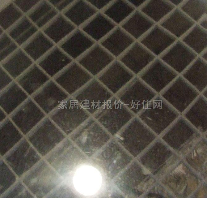 百乐厨柜门板黑色彩钢不锈钢门板