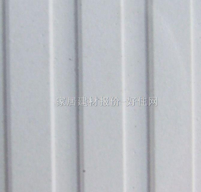 白玉石膏板天花 3020条纹 600mm×600mm