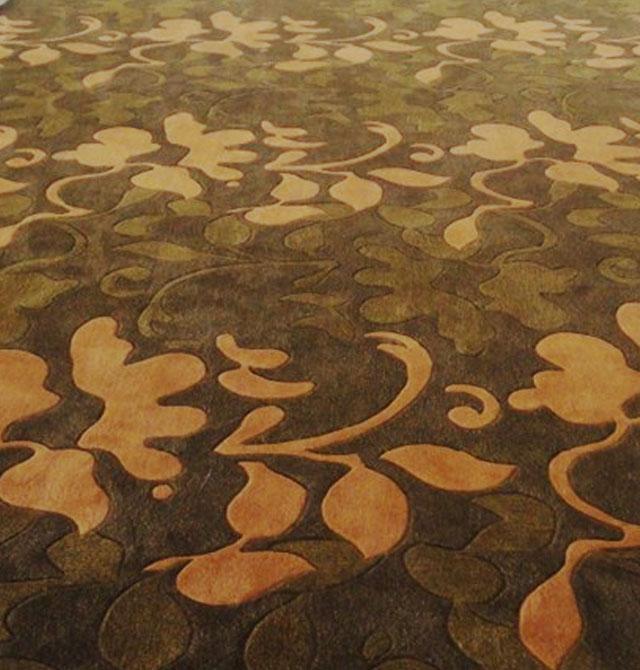 花纹毛地毯贴图