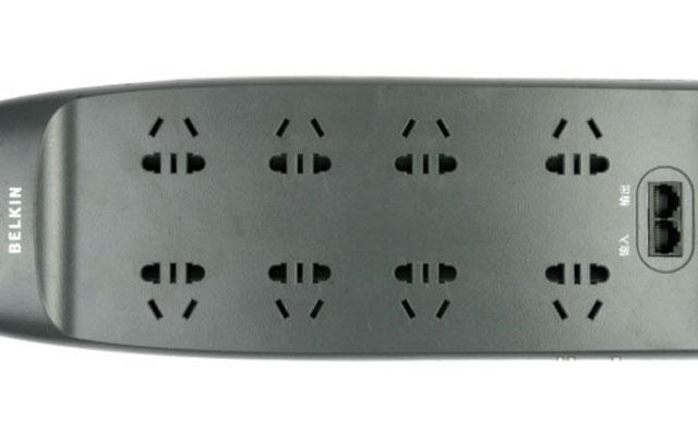 转换器/插排板 守望者系列f9g826be3m八连接线板插座