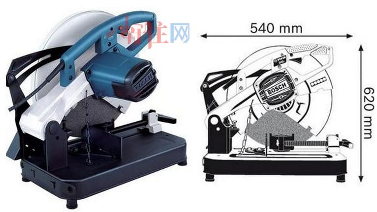 博世bosch 台式切割机