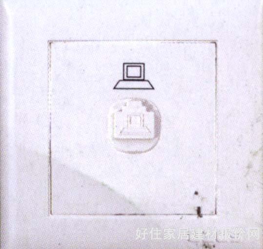 【奇胜 电脑插座面板 qscn4-t8】