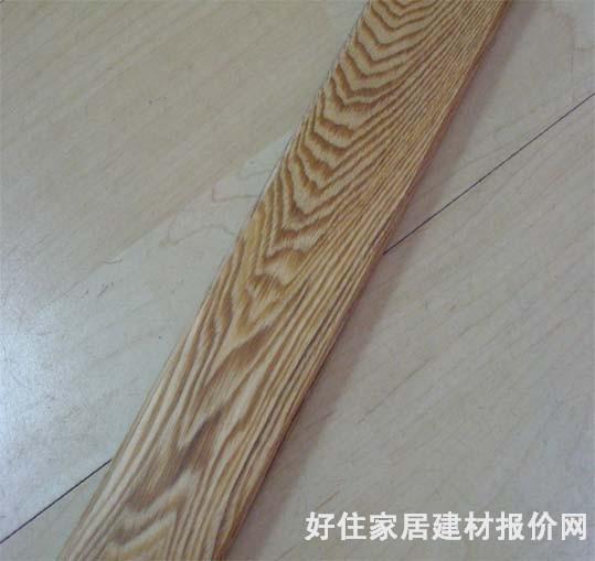 安信实木地板 百腊木 610mm×125mm×厚18mm