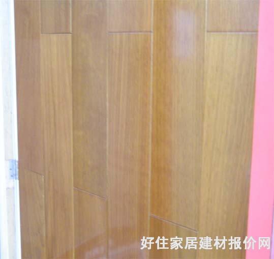 大自然实木地板纤皮玉蕊