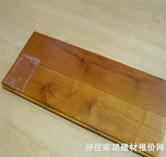 大自然 企口实木地板 榆木 木地板及地板辅料,实木地板