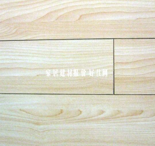 富丽地板实木复合地板 多层实木复合12fk113 810mm×125mm×厚12mm