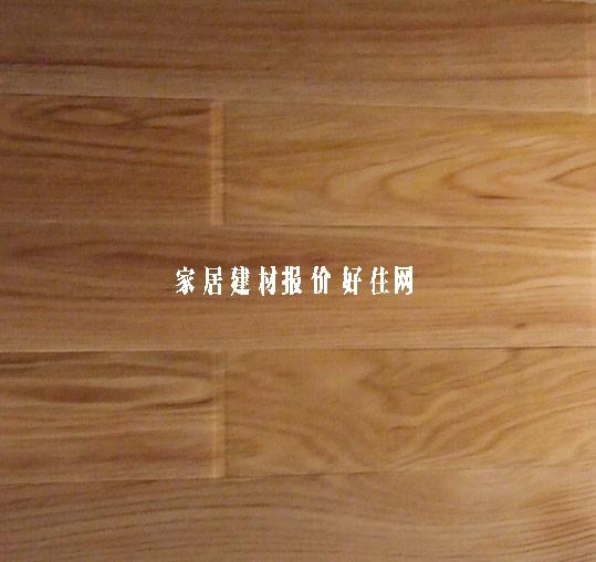富丽地板实木地板 北美橡木 610mm×95mm×厚18mm