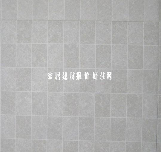 浅灰色地砖搭配效果图