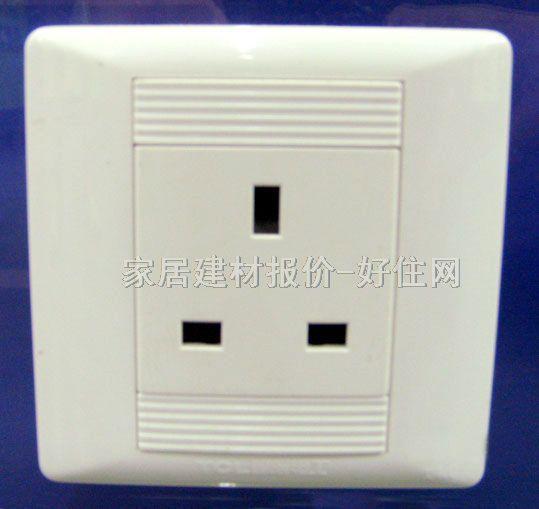 【tcl-罗格朗强电插座面板