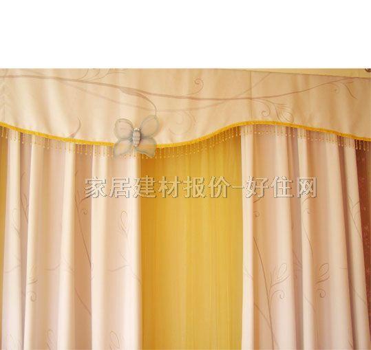 特耐 雕花窗帘布 伸展外 窗帘布艺,窗帘布图片