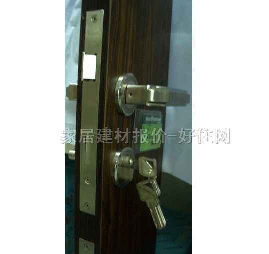 【瑞高木门锁_3022n_45mm-55mm