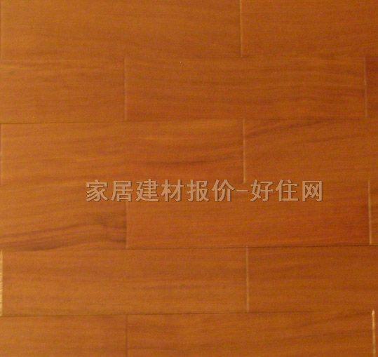 企口实木地板_二翅豆(龙凤檀)