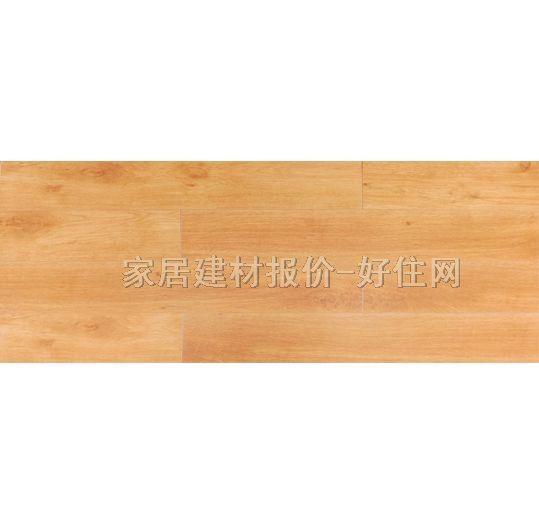 扬子实木复合地板 多层实木复合真木纹生态系列 yz606 风雅橡木 810mm