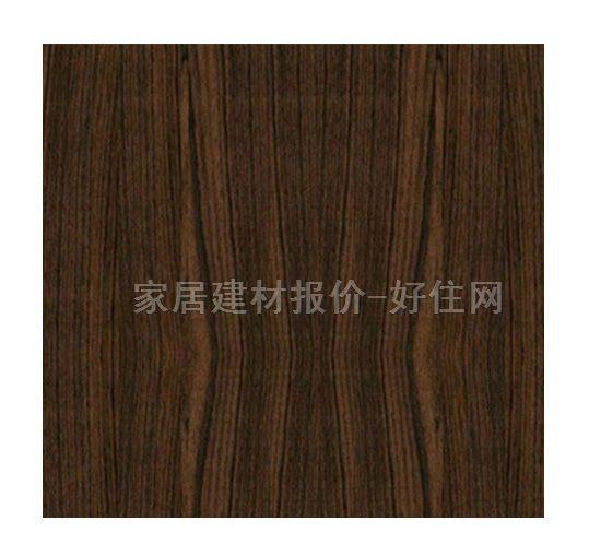 国产 赛恩 天然木皮饰面板 2440mm×1220mm×厚3mm 黑胡桃a级