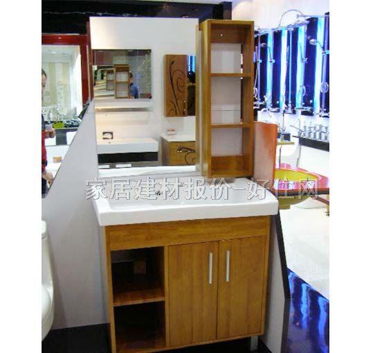 泰陶柜盆镜组合 实木 kf-8106 常用规格