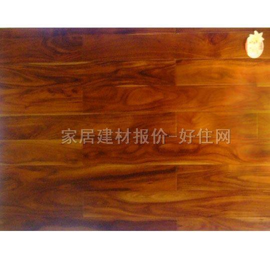 富林实木复合地板三层实木复合 s500榆木 810mm×125mm×厚12mm
