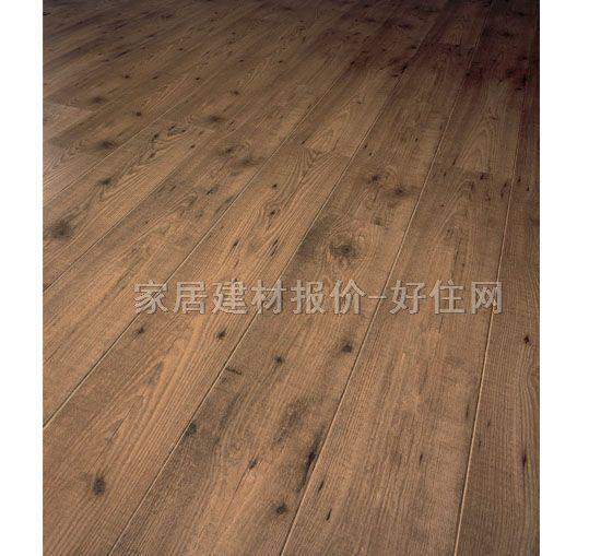 【大自然强化复合地板_红梨木