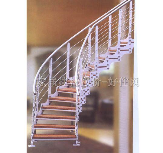 teshun室内楼梯 钢结构hy-002 订做