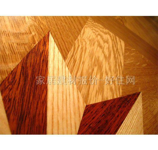 【特佳实木复合地板_三层实木复合