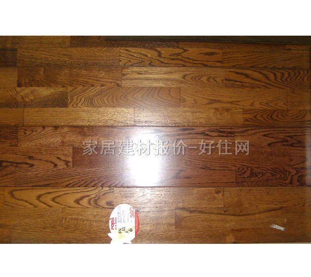 富尔玛富林实木地板 橡木指接 1200mm×173mm×厚18mm