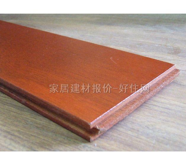 康林实木地板 番龙眼 610mm×125mm×厚18mm