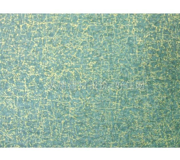 青色 欧式墙布
