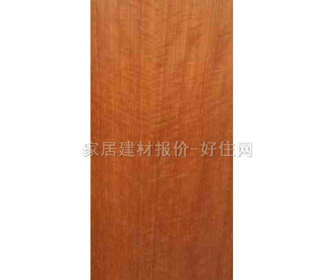 新隆天然木皮饰面板 e1级玫瑰梨木映 2440mm×1220mm×厚3mm