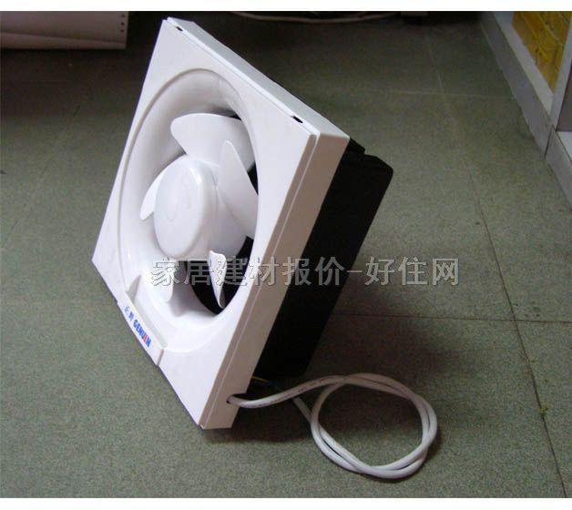 【正野排气扇换气扇_6寸墙壁式百叶橱窗式apb15a2