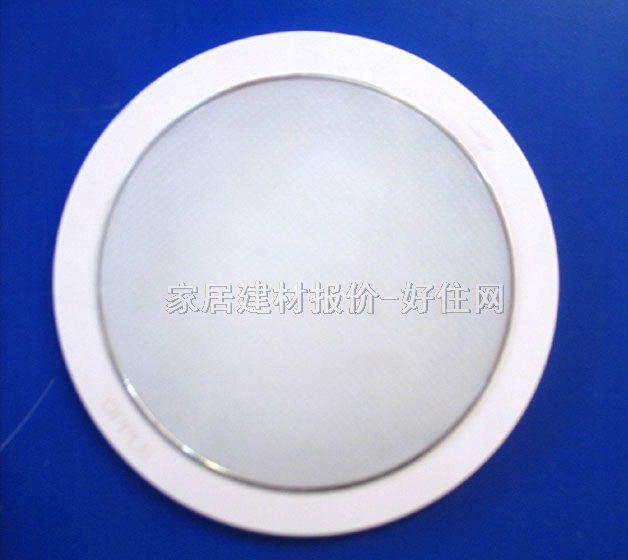 圆形 款式风格 :现代流行风格 适配光源 :荧光管 灯罩颜色材质 :白底