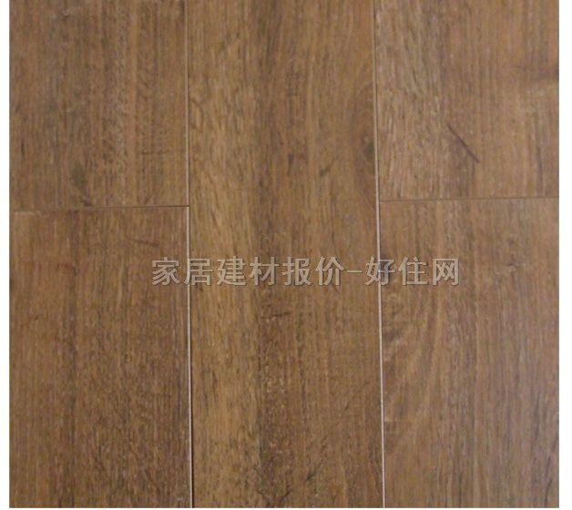 扬子实木复合地板 多层实木复合仿古橡木yz607 810mm×125mm×厚18mm