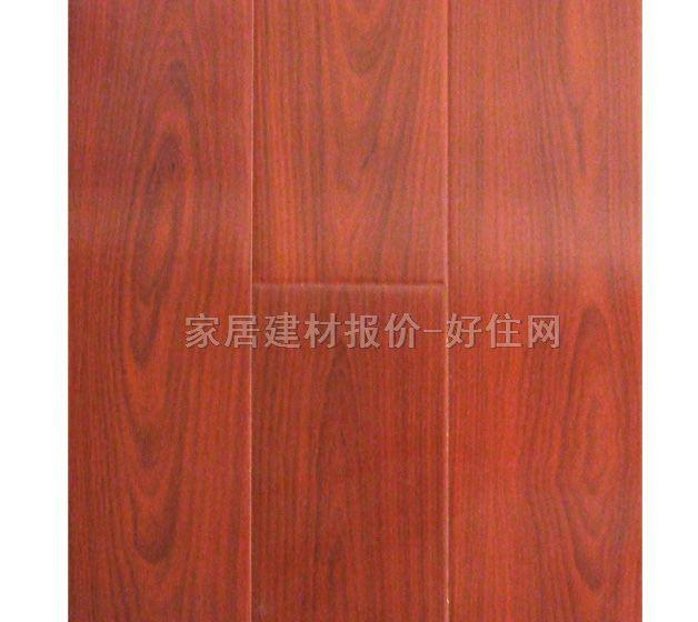 扬子实木复合地板 多层实木复合红花梨yz740 810mm×125mm×厚18mm