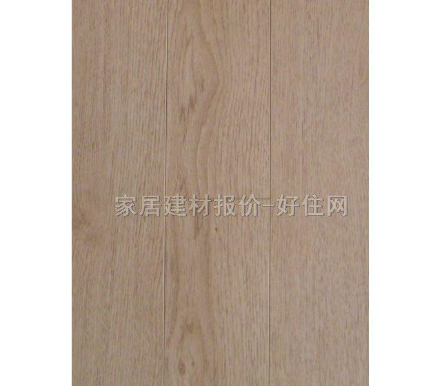 扬子实木复合地板 多层实木复合非洲白橡yz608 810mm×125mm×厚18mm