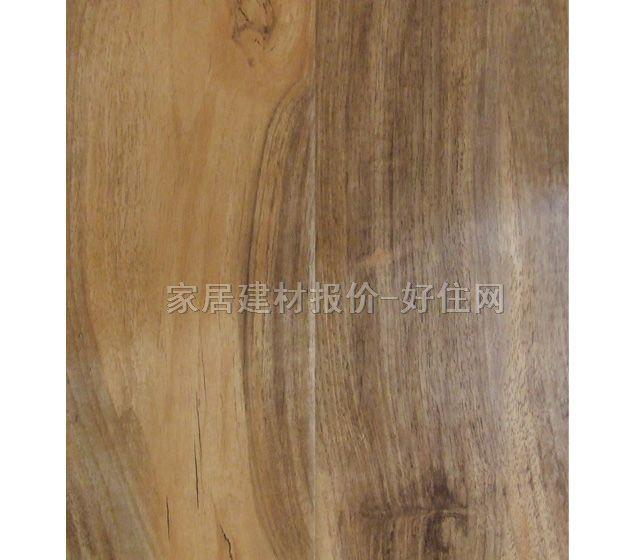 扬子实木复合地板 多层实木复合红檀香yz40206 810mm×125mm×厚18mm