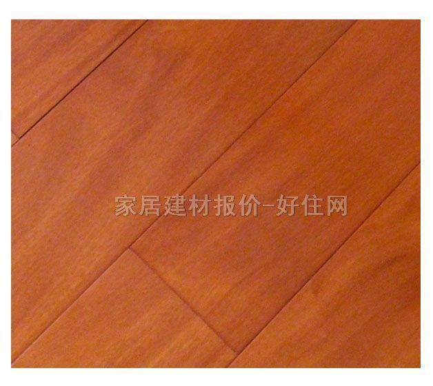 绝大多数是弦切面,少部分是径切面,如果均要同一切面,在实木地板中较