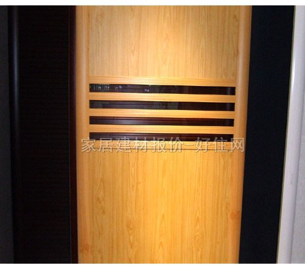 好莱客衣柜推拉门 铝钛合金边柜.中纤板-3 订做