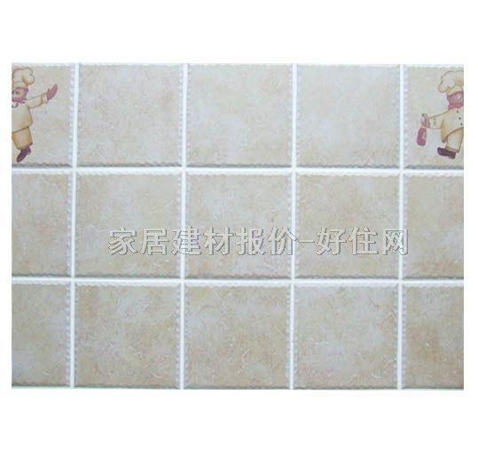 釉面磚淺灰色格子圖案hs15203