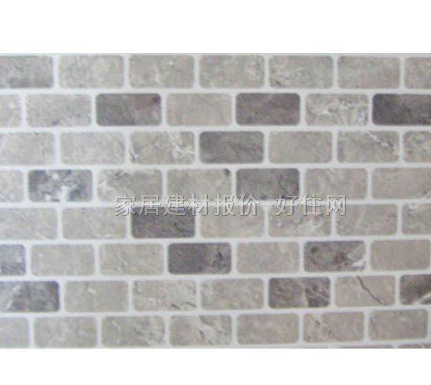 釉面磚淺灰色格子圖案qy4518