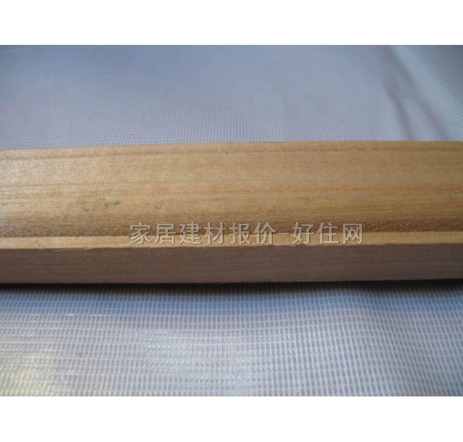 永顺实木装饰线条 门套线枫木 腰线 60mm×4mm