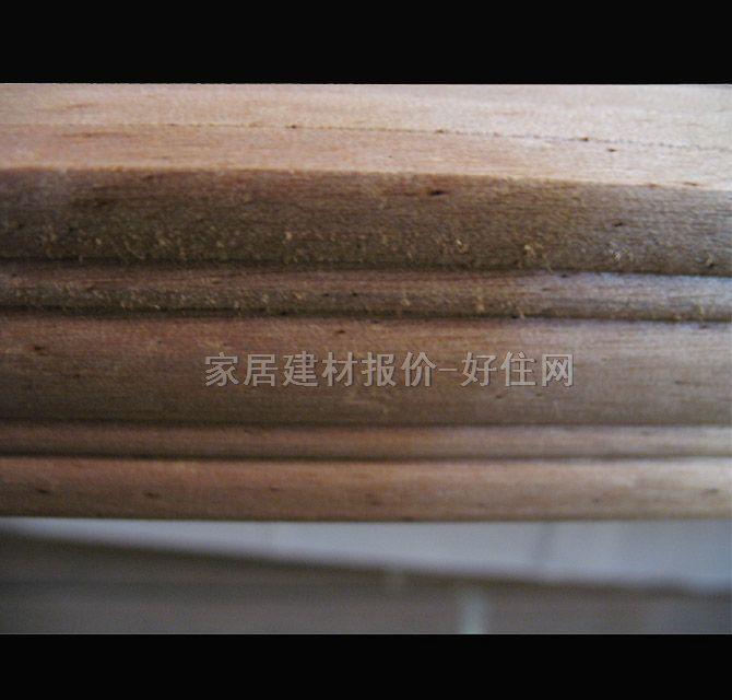 永顺实木装饰线条 门套线樱桃木 100mm×5mm