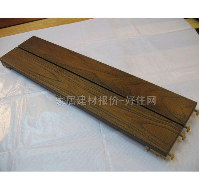 木地板防腐剂适用范围 各类建筑用材包括建筑构件,装饰装修用木龙骨.造船材.矿用坑木.各类家具.人造板.农具.竹器等。 木材防腐剂的发展呈以下几个特点: 1 杀菌剂使用铜是一种重要趋势。铜对真菌有较好的抑制作用,防腐效果好,价格适中,对环境柔和,对人畜无害,故被广泛应用于木材防腐剂中。 2 复合杀菌剂的方法开发新型木材防腐剂可具有广谱、使用量少等优点。但性能优良的杀菌剂复合配置需进行大量筛选实验。 3 采用和木材组分以共价键结合固定机理的防腐剂是发展方向。这样,可以使防腐剂与木材各组分形成较牢固的化学键,