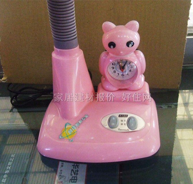 欧特朗台灯 粉红色 高未知cm 儿童卡通 塑料灯罩 塑料灯架