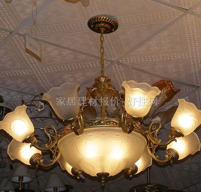 吊灯选购指南 1、通常指使用在家居客厅或餐厅照明的一种装饰灯具。它与吸顶灯的区别主要在于,顾名思义,吊灯使用一根吊索将灯具吊在天花板下,通常需要较高的屋顶空间。它的效果比吸顶灯显得气派豪华。当然如果你的房间层高不足2.8米,则建议尽量不要使用吊灯来装饰了。 2、吊灯的主要功能是装饰作用,因此在选购时,它的造型和款式就显得特别重要。通常可根据家居客厅或餐厅的装饰风格来选择互相搭配造型风格的灯具。 3、光源的选择要注意节能,因为通常吊顶的灯头个数都会比较多,耗电量也会比较大。我们在选购时可尽量选择能够装配节