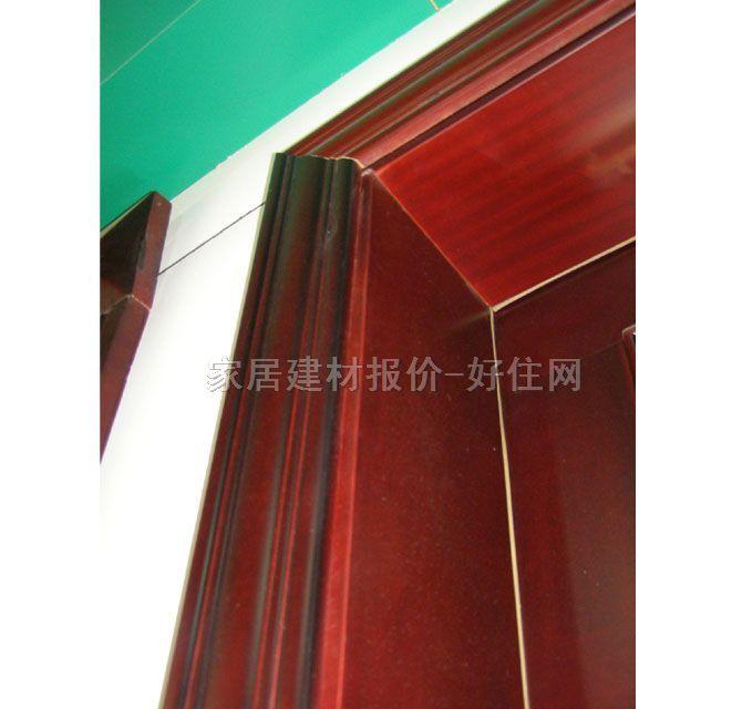 原木实木门介绍: 1.实木门是指制作木门的材料是取自森林的天然原木或者实木集成材(也称实木指接材或实木齿接材),经过烘干、下料、刨光、开榫、打眼、高速铣形、组装、打磨、上油漆等工序科学加工而成。 2.实木门根据所用实木的材料可以分为:原木材料和集成材两种。原木材料:衫木,松木,核桃木,楸木,桃花芯,沙比利,红翅木,花梨木,红木 等。实木集成材(实木齿接材,实木指接材):松木,楸木,橡木(橡胶木)等 原木实木门特性 1.
