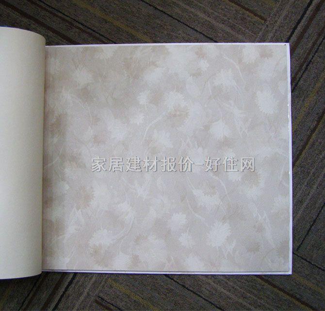 雷克萨斯墙纸 欧式风格浅褐色小花lx-30309 宽530mm×长10米 花 褐色
