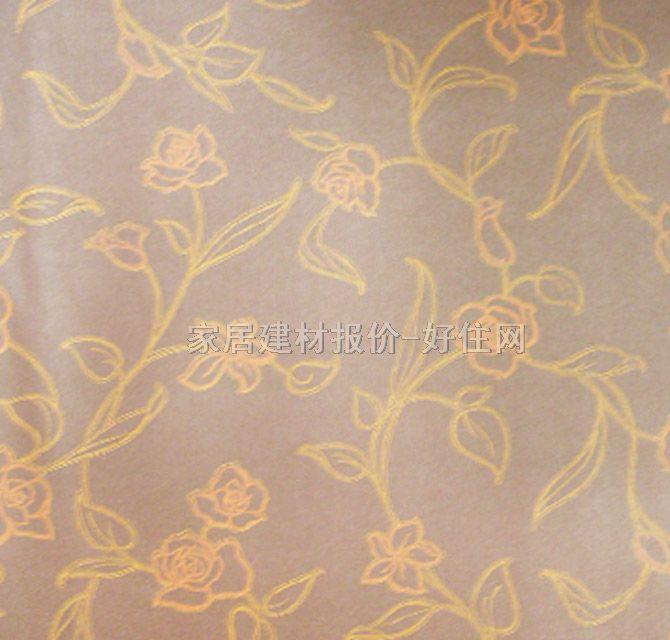 雷克萨斯墙纸 欧式风格褐色小花lx-6511 宽530mm×长10米 花 红色图片