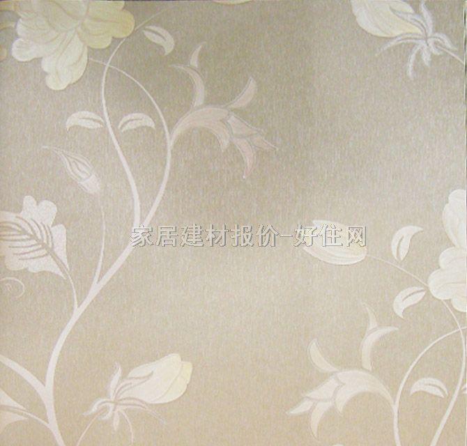 雷克萨斯墙纸 欧式风格浅咖啡色小花lx-2701 宽530mm×长10米 花 褐色