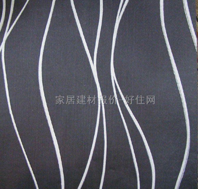 现代风格黑白曲线